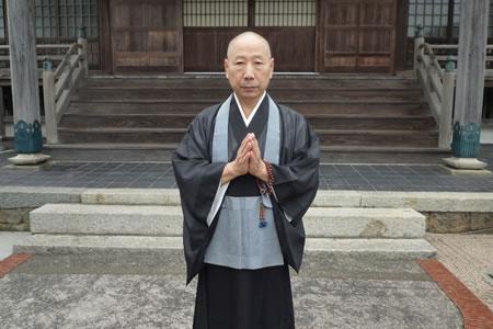 大願寺住職